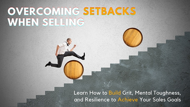 Overcoming Setbacks When Selling image