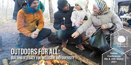 Outdoors for All: Building a legacy for inclusion and diversity tickets