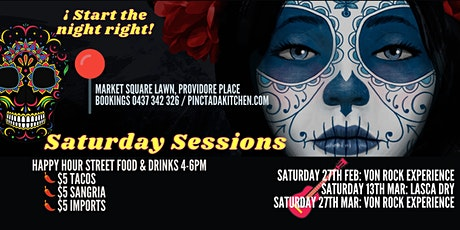 Saturday Sessions Market Square tickets