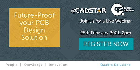 Future-Proof your PCB Design Solution tickets
