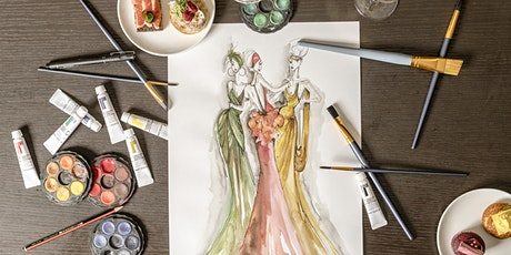 Artea -  Illustration Workshop & High Tea tickets