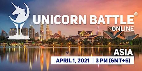 Unicorn Battle Asia tickets