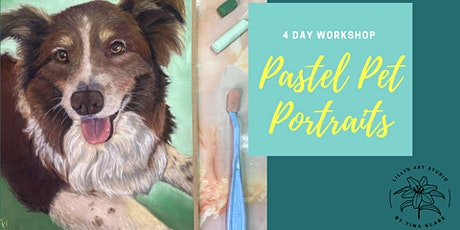 "4 Day Workshop with Tina Klare: ""Pastel Pet Portraits."" tickets"