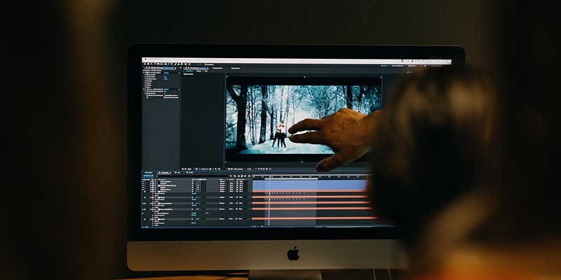 VFX in der Movie Post Pro