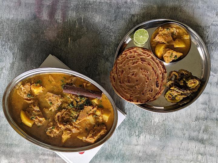 Vegan & Vegetarian Indian Cooking image