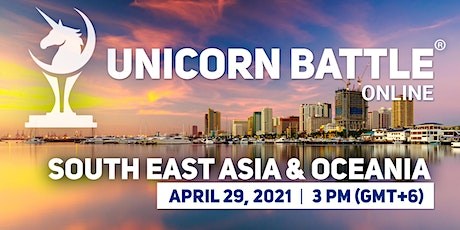 Unicorn Battle South East Asia & Oceania tickets
