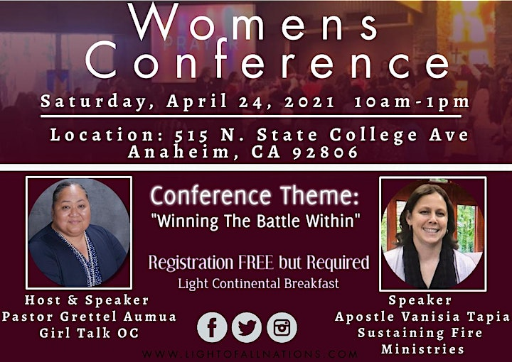 Legacy Women's Conference image