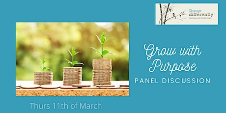 Grow with Purpose tickets