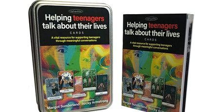 Margot Sunderland Helping Children & Teenagers  Talk About their Feelings tickets