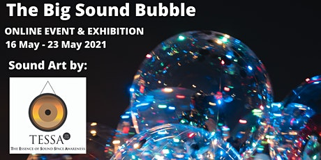 The Big Sound Bubble - Online Event & Exhibition tickets