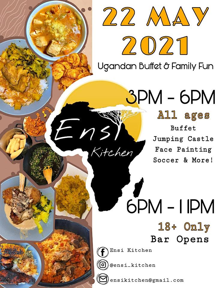 Ensi Kitchen Launch image