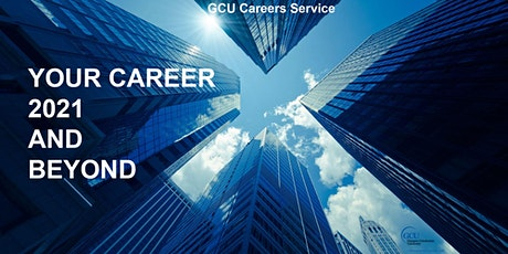 Your Career 2021 & Beyond: Careers Website Resources & Social Media tickets