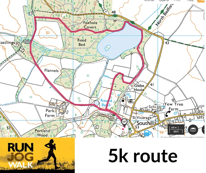 Run, Jog, Walk - 5k and 10k image