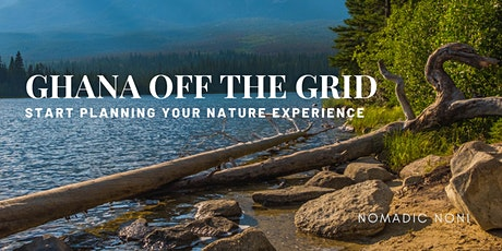 Ghana off the Grid: Plan Your Adventure tickets