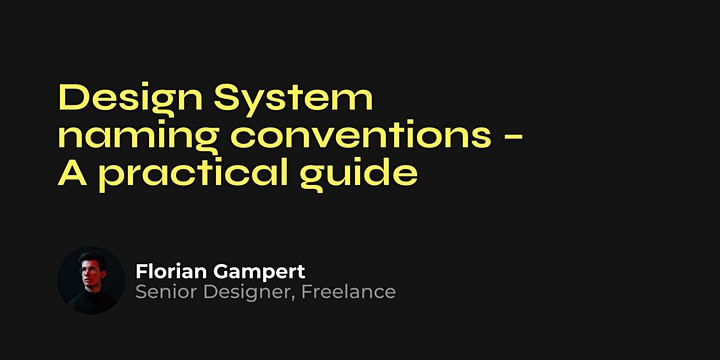 Into Design Systems - Online Conference 2021 image