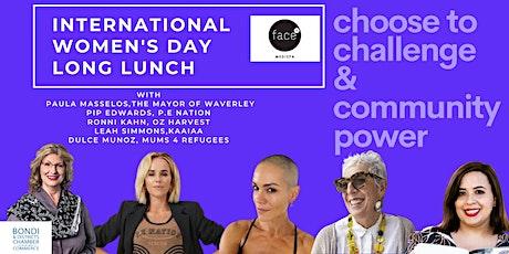 International Women's Day Long Lunch tickets
