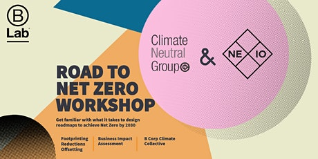 Net Zero Workshop by Nexio Projects and The Climate Neutral Group tickets