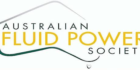 Quaterly Webinar with International Fluid Power Society tickets