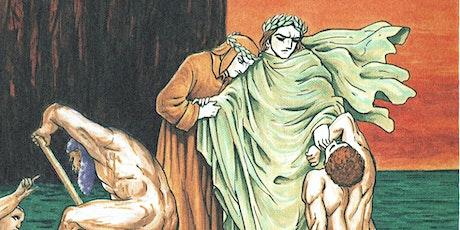 The Dynamic Duo - Dante Alighieri and Gustave Dore biglietti