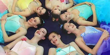 DANCE CENTRAL Toddler Dance Class (3-6yrs) tickets