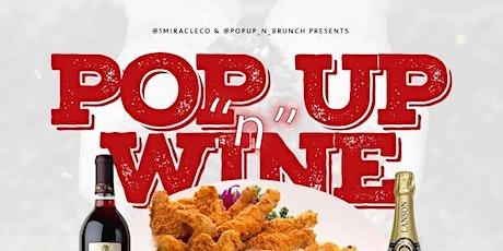 "POP UP N WINE ""Black Business Celebration"" tickets"