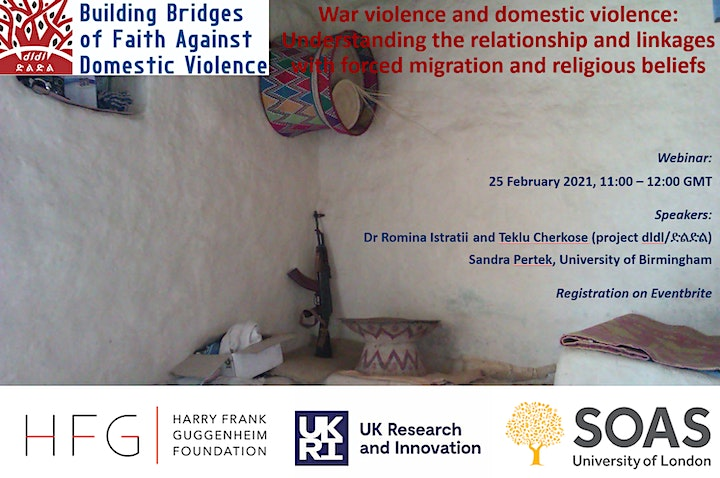 War violence and domestic violence: Understanding the relationship image