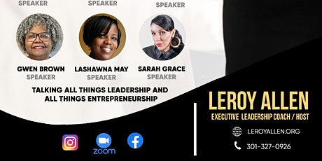 When Industry Meets Ministry Virtual Empowerment Summit tickets