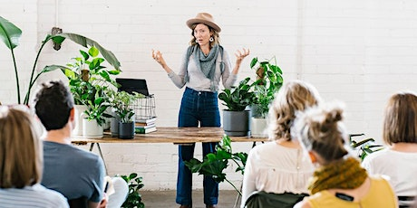 PROPAGATION KNOWHOW WITH CLAIRE GREENHILL tickets