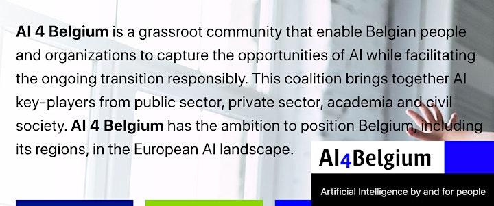 The Belgian AI Week image