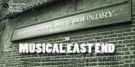 Musical East London – A Virtual Tour tickets