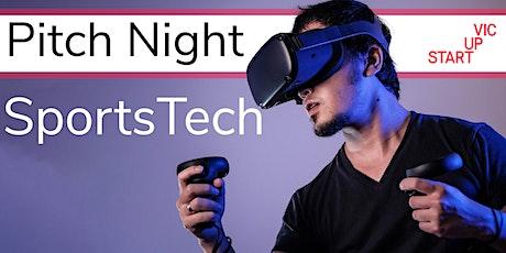 Pitch Night: SportsTech billets