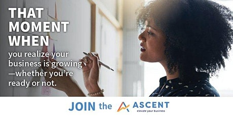 WOSB and Ascent Programs for Women tickets