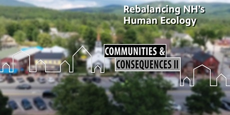 Communities and Consequences II - Public Policy and Legislation tickets