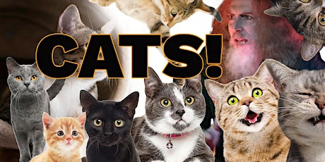 The Travelling Talesman presents: Cats! (Back by popular demand!) tickets