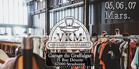 Vintage Kilo Market - Strasbourg billets