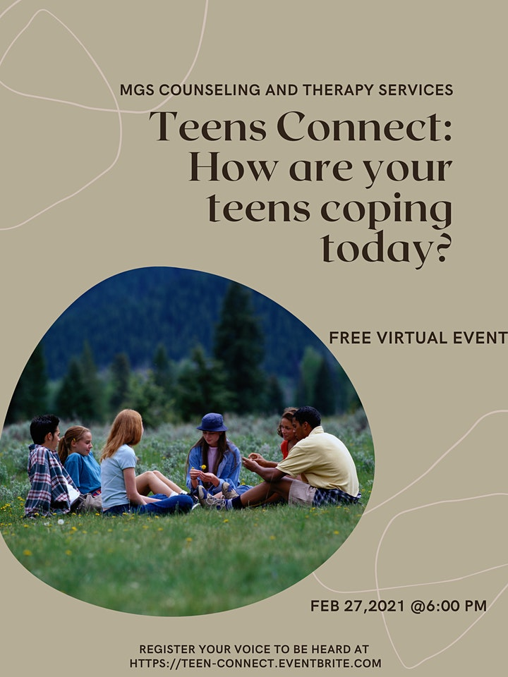 Teen Connect - How teens are coping today image