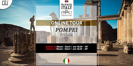 POMPEI Svelata tickets