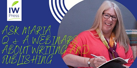 Become a Published Author - Q & A Webinars tickets