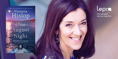 Victoria Hislop: One August Night, live virtual reading and discussion tickets