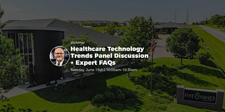 Healthcare Technology Trends Panel Discussion + Expert FAQs tickets