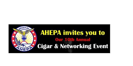 AHEPA 10th Annual Cigar Night tickets