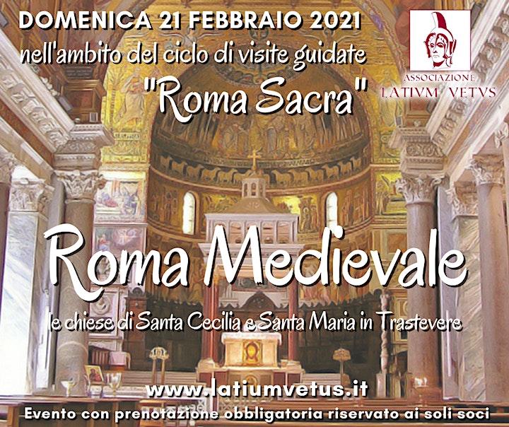Immagine Roma Sacra, Visita guidata alla Roma medievale