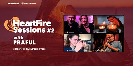 HeartFire Sessions #2 LIVE  with Praful tickets