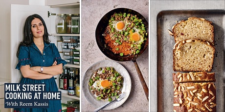 Cooking at Home with Reem Kassis: The Arabesque Table tickets