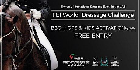 FEI World Dressage Challenge 2021 tickets