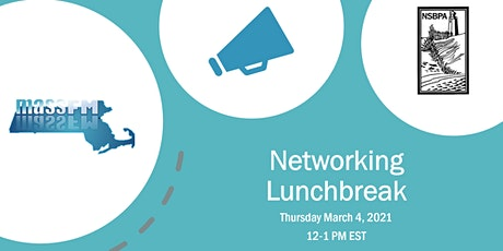 Networking Lunchbreak with NSBPA and massFM tickets