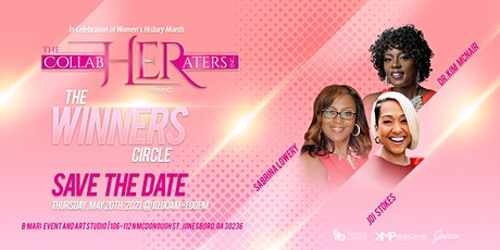The CollabHERaters Winners Circle tickets