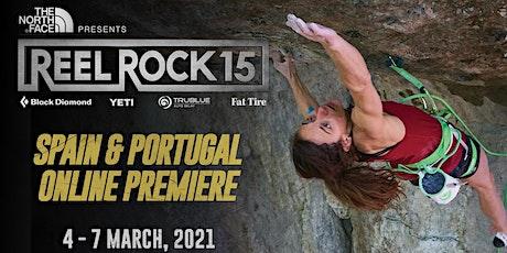 REEL ROCK 15 Online Screening - Portugal tickets