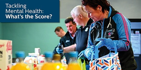 Tackling Mental Health: What's the Score? tickets