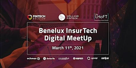Benelux InsurTech Digital Meetup tickets